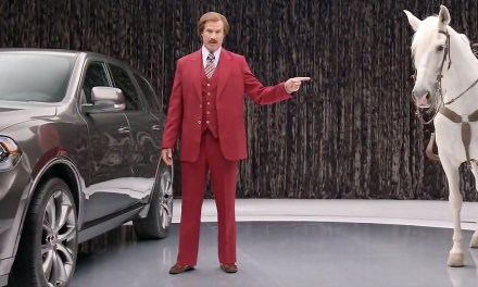 AdWatch: Dodge | Durango with Ron Burgundy