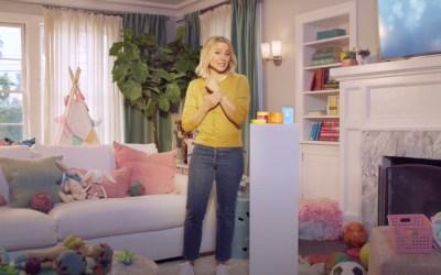 AdWatch: Happy Dance | CBD Skincare from Kristen Bell