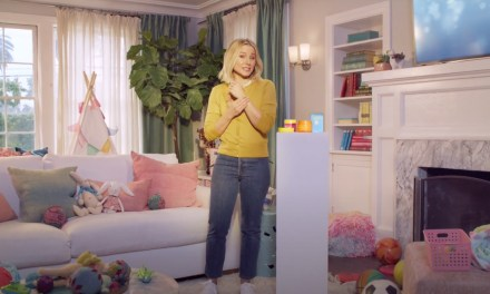 AdWatch: Happy Dance   CBD Skincare from Kristen Bell