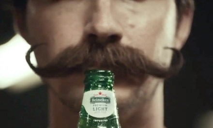 AdWatch: Heineken | The Handlebar Moustache