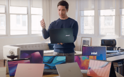 AdWatch: Intel | Justin Gets Real