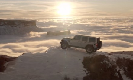 AdWatch: Jeep   Pale Blue Dot