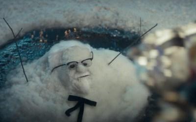 AdWatch: KFC | Colonel Snowman