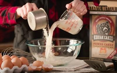AdWatch: Kodiak Cakes | A Frontier & Family Favorite