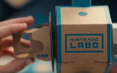 AdWatch: Nintendo | Labo