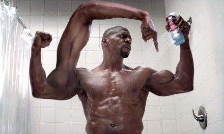 AdWatch: Old Spice | Smell Is Power – A Message From Terry Crews' Abs