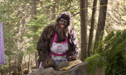 AdWatch: Purple | Can Your Mattress Protector Stand Up To Sasquatch