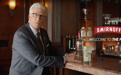 AdWatch: Smirnoff | Ted Danson Learns How Long 6 Seconds Is