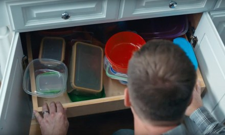 AdWatch: The Container Store | Where Space Comes From