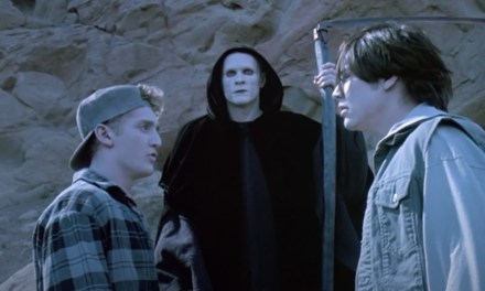 AdWatch: Orion Pictures | Bill and Ted's Bogus Journey