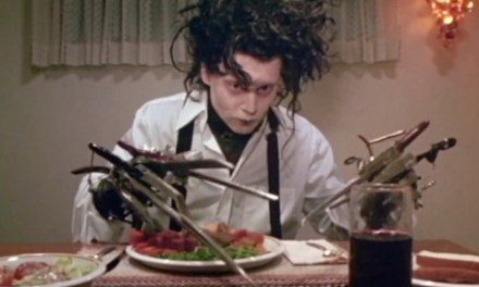 AdWatch: 20th Century Fox | Edward Scissorhands