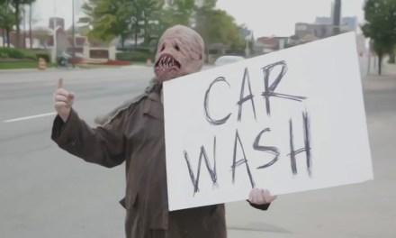 AdWatch: Ford | Spooky Halloween Car Wash Prank