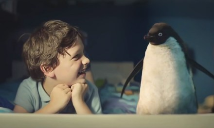 AdWatch: John Lewis | Monty The Penguin