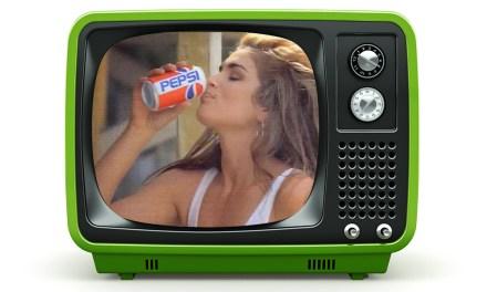 AdWatch: Pepsi | Cindy Crawford