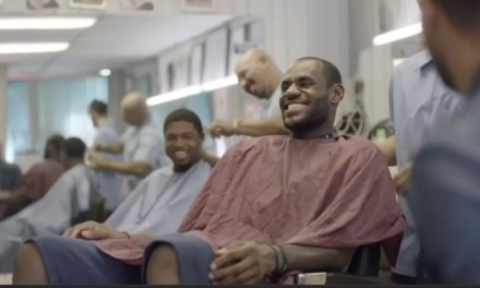 AdWatch: Samsung   LeBron At Home