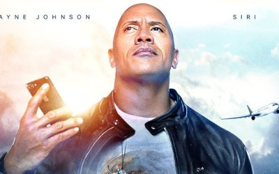AdWatch: Apple | The Rock X Siri – Dominate The Day