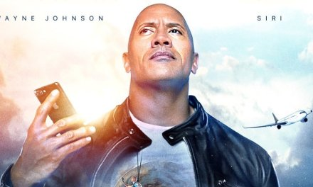 Apple Calls In The Rock to Give Siri a Boost