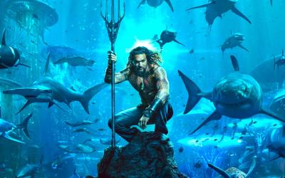 'Aquaman' Saves DC with Mega Marketing