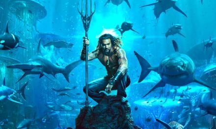 'Aquaman' Saves DC with Mega Marketing