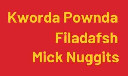 McDonald's Slings New Names for Menu Items