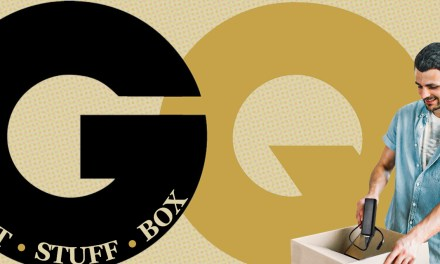 GQ Unboxes their Best Magazine Stuff