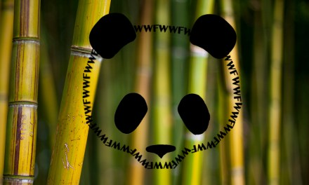 World Wildlife Foundation's Logo is King of the Jungle