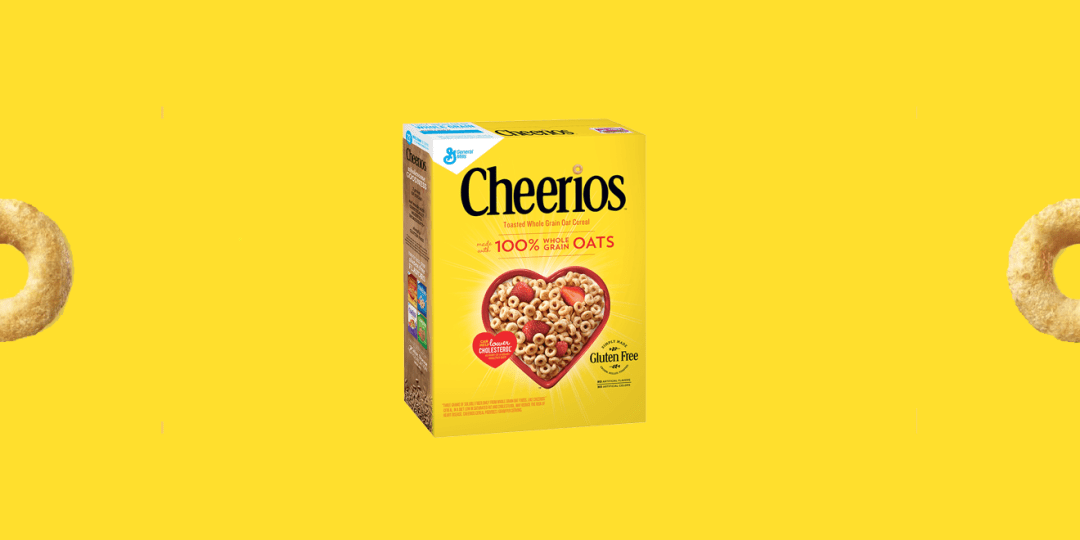 Cheerios Tries to Trademark the Color Yellow