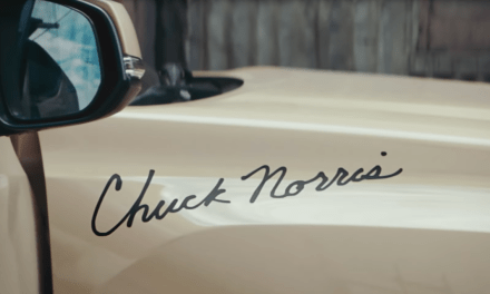 Chuck Norris Gives His Powers to Toyota Tacoma