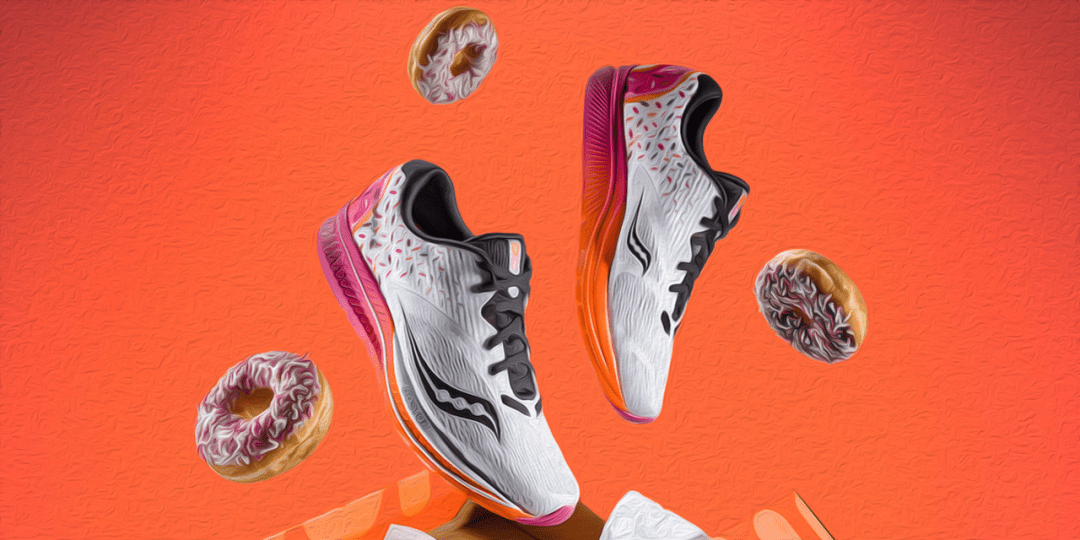 Dunkin Saucony Donut Running Shoes