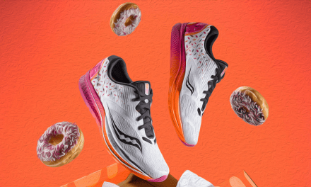 Dunkin' and Saucony Serve Up Donut Running Shoes