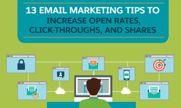 Infographic: How to Get More Email Opens, Clicks and Forwards