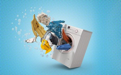 Cold Calling Convinces Celebrities to Clean Clothes