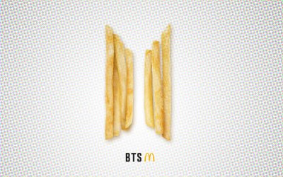 McDonald's Teams Up with BTS