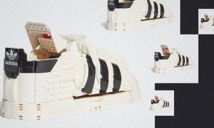 LEGOS that Look Like Sneakers and Sneakers that Look Like LEGOS