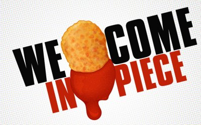 """Popeyes Makes """"Piece"""" With Its Chicken Rivals"""
