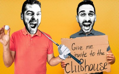 WATCH EPISODE 140: Clubhouse Crashers