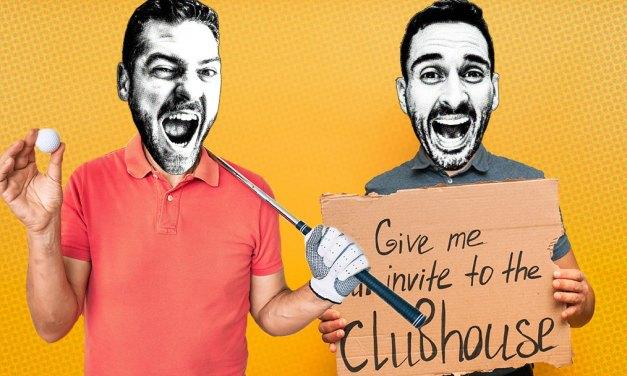 Episode 140: Clubhouse Crashers