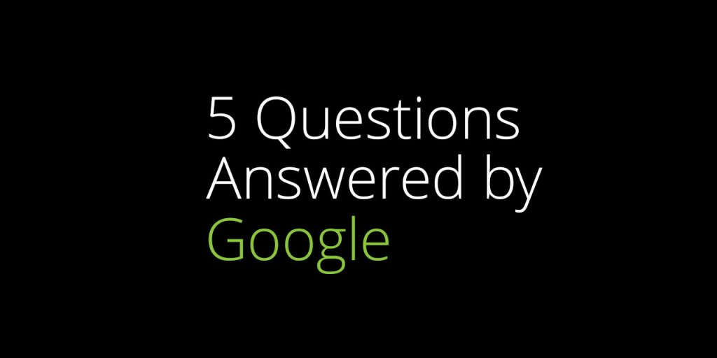 5 answers from google u0026 39 s vp of small business marketing