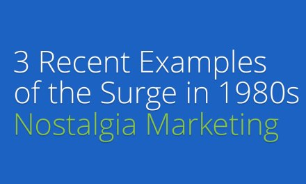 3 Recent Examples of the Surge in 1980s Nostalgia Marketing