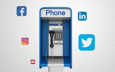 Once Upon a Time… Brands were afraid of Social Media
