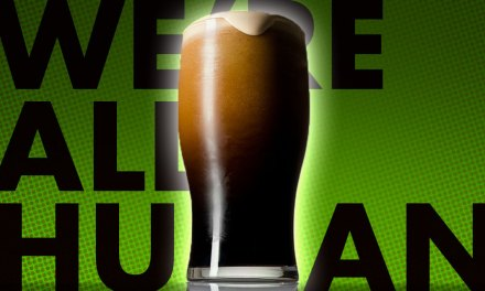 GUINNESS SERVES UP A COLD PINT OF POSITIVITY