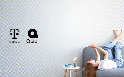 T-Mobile is giving away Quibi's quick video subscription