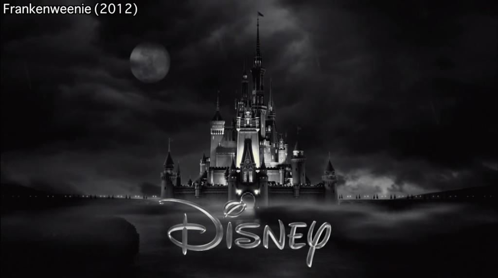 Frankenweenie Disney Logo