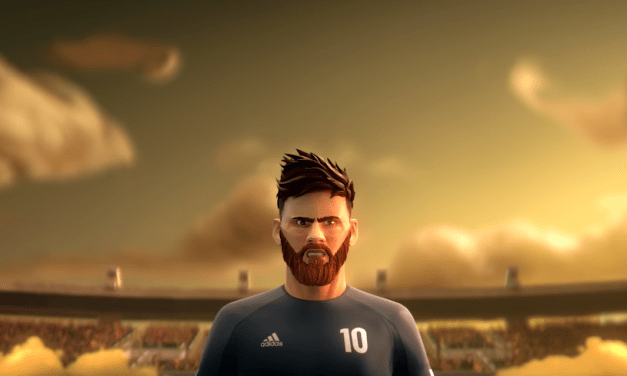 Gatorade Celebrates Soccer's Greatest in 'Heart of a Lio'