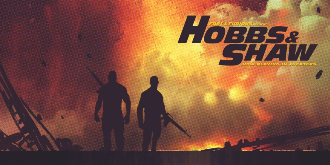 Hobbs & Shaw Marketing