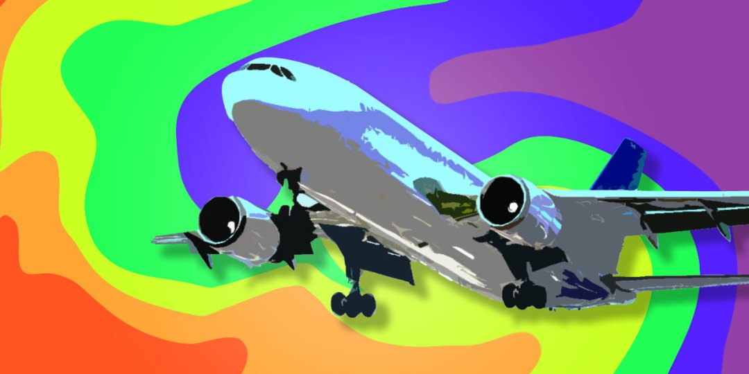 JetBlue Flies with RuPaul's Drag Race for Pride Month