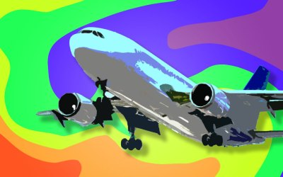 JetBlue Flies with RuPaul's Drag Race for Pride Month Promotion