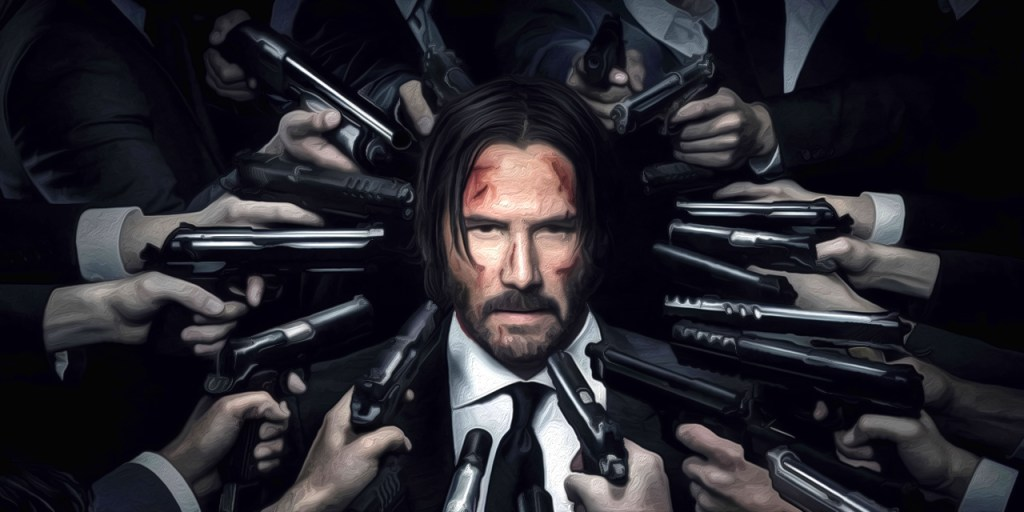 5 Examples Of Awesome Poster Design From John Wick