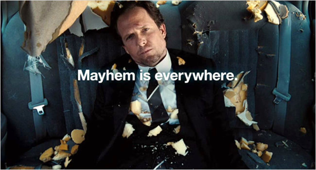 Allstate Mayhem