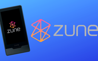In the Age of MP3 Players, the Microsoft Zune Was (Kinda) a Thing